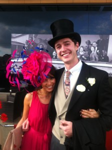 Leah and James @ Royal Ascot
