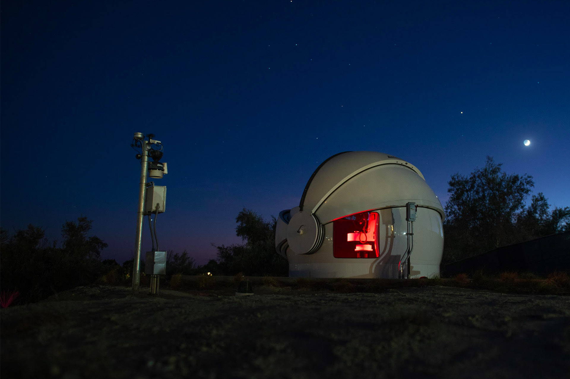 With the Nieves Observatory, Soka Sets Its Eyes on the Sky